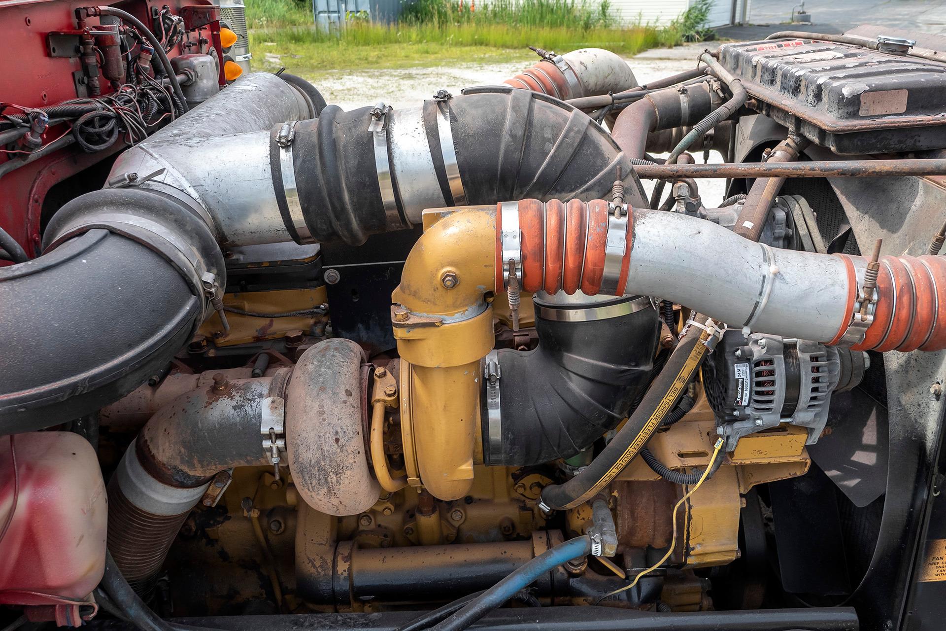 Used 1996 Peterbilt 379 Truck Tractor CAT 3406B Turbo-Diesel