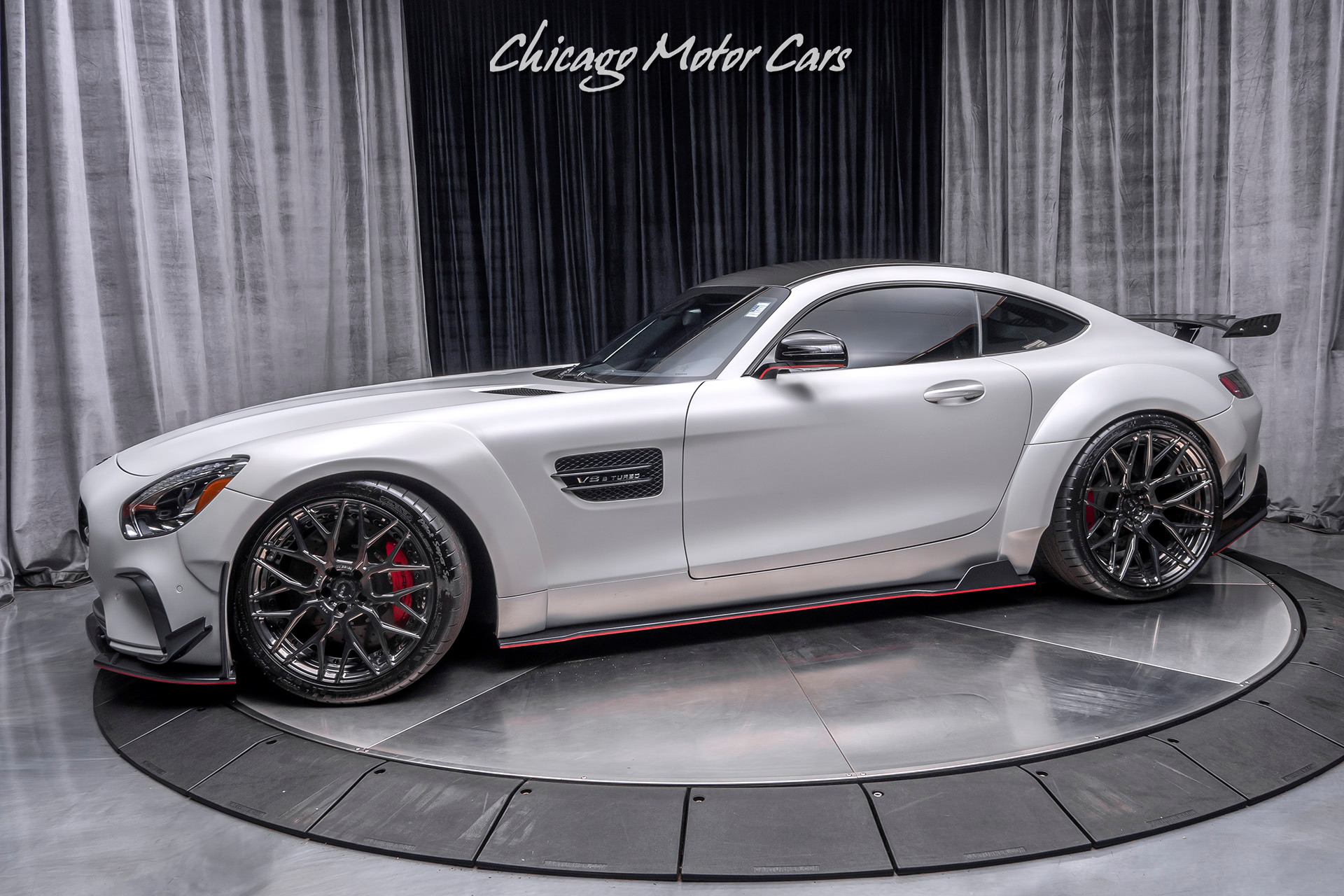 Used 2016 Mercedes-Benz AMG GT S For Sale ($149,800 ...