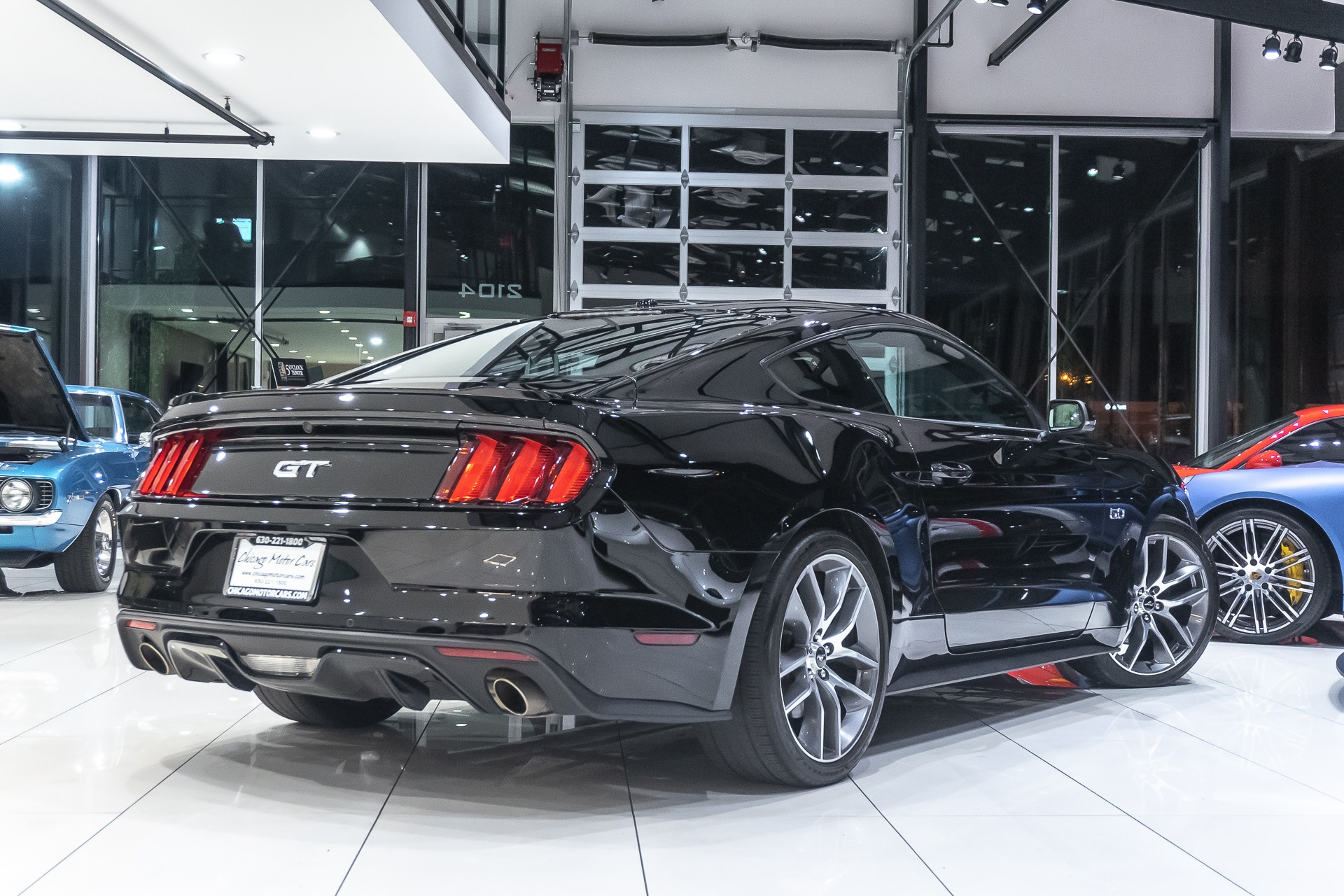 Used-2017-Ford-Mustang-GT-Premium-Coupe-6-Speed-Manual-NAVIGATION-SYSTEM