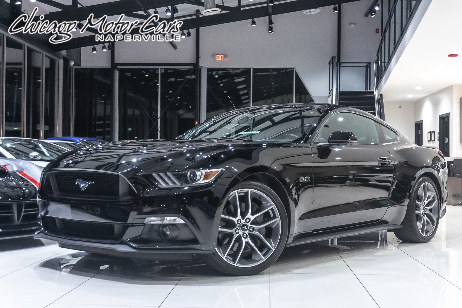 2017 Mustang Gt Premium >> Used 2017 Ford Mustang Gt Premium Coupe 6 Speed Manual