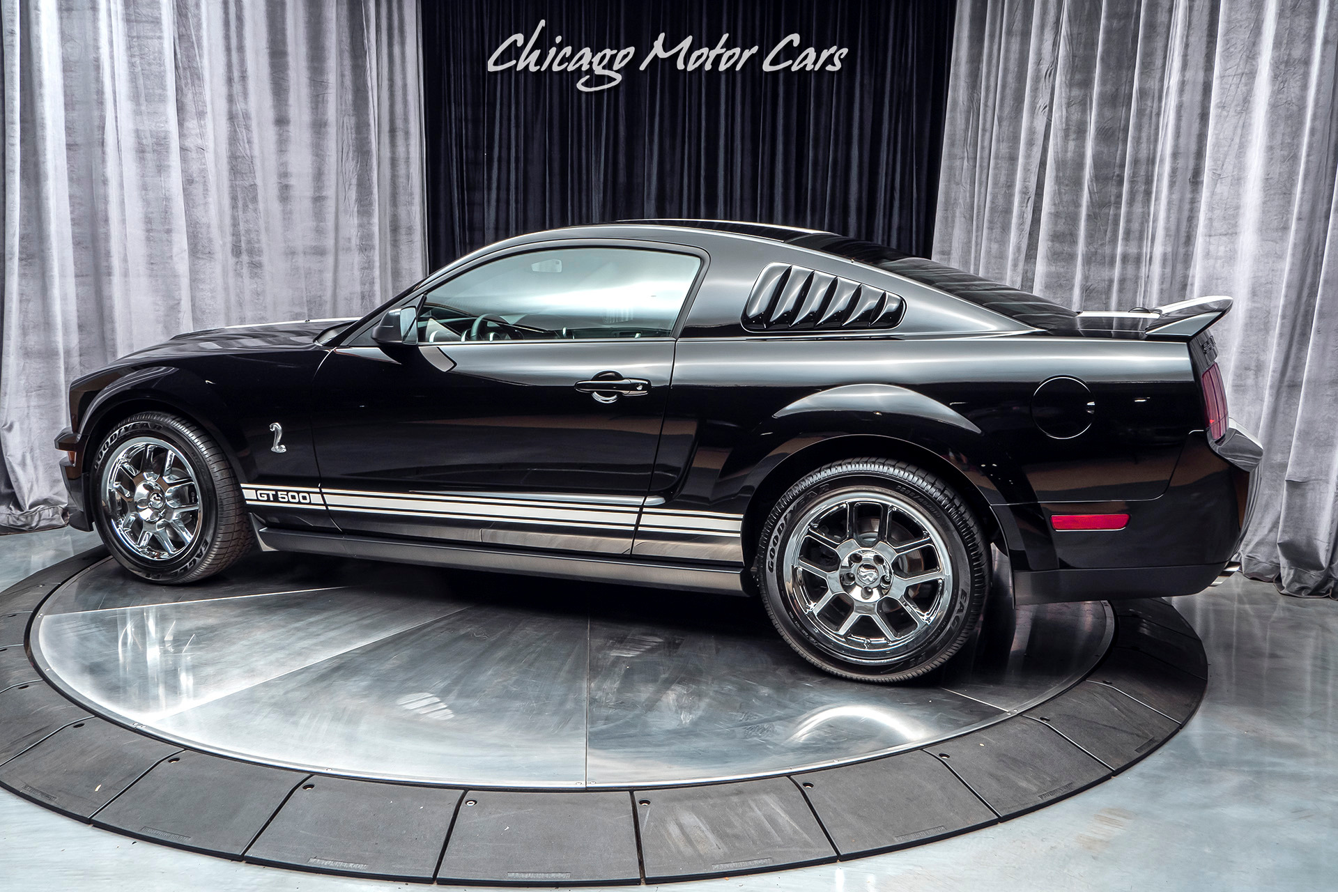 Used-2007-Ford-Shelby-GT500-Coupe-COLLECTORS-QUALITY-ONLY-431-MILES