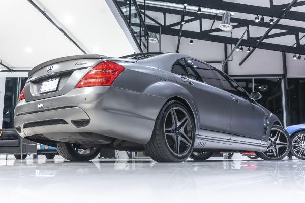 Used-2007-Mercedes-Benz-S550-Sedan-LORINSER-PACKAGE