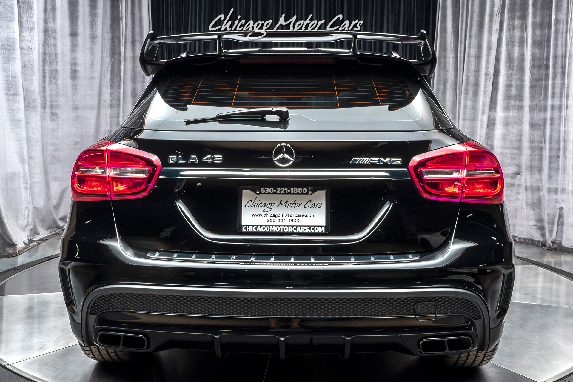 Used-2015-Mercedes-Benz-GLA45-AMG-Hatchback-MSRP-64K-LOADED