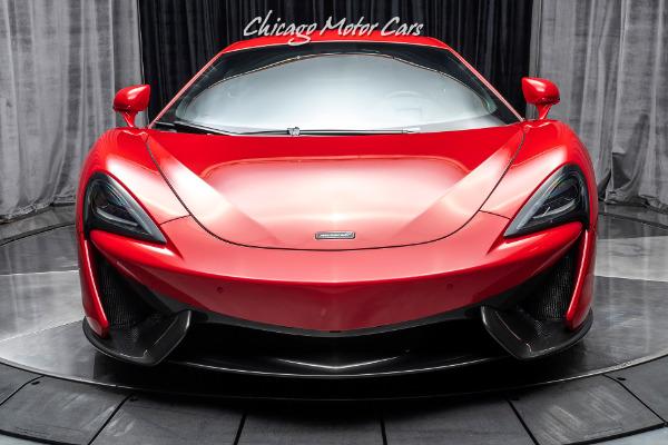 Used-2017-McLaren-570S-Coupe-Sports-Exhaust-ELITE-VERMILLION-RED-PAINT