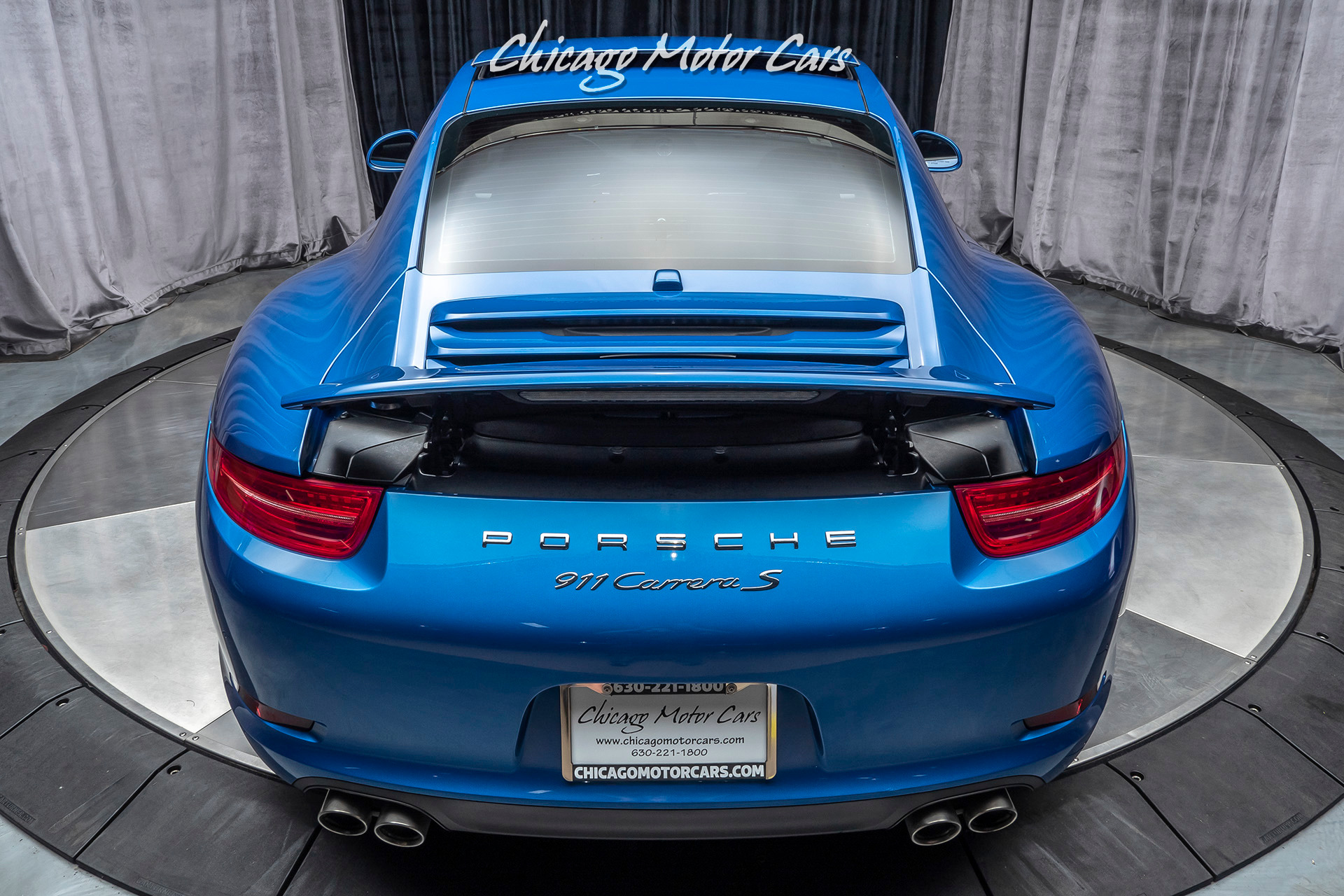 Used 2014 Porsche 911 Carrera S Coupe 7 Speed Manual For