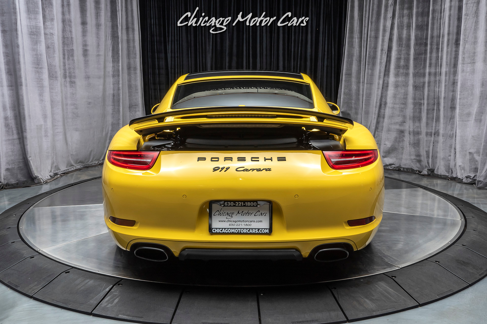 Used 2012 Porsche 911 Carrera Coupe Upgrades Techart For