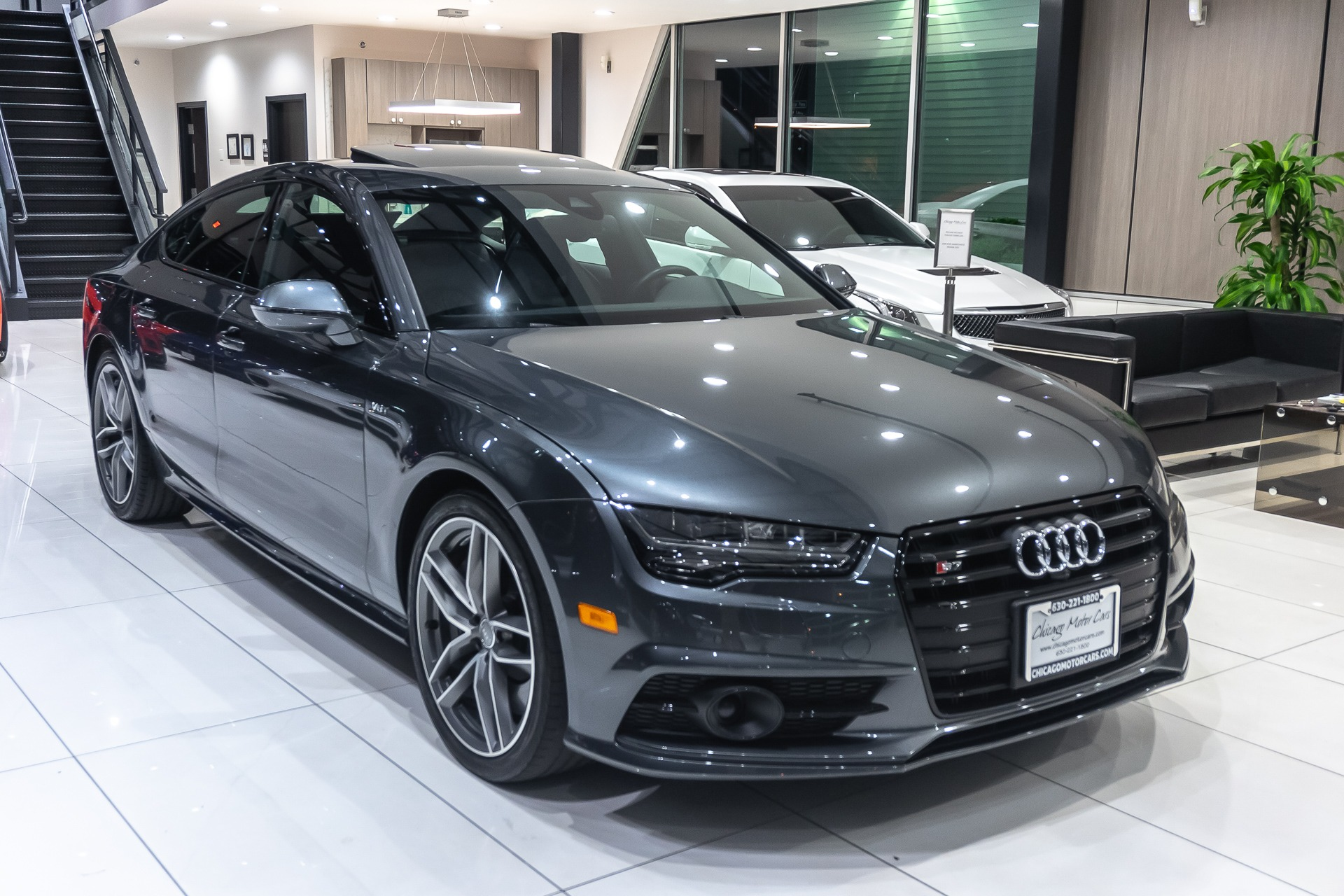 Used-2017-Audi-S7-40T-quattro-S-tronic-Hatchback-DRIVER-ASSISTANCE-PACKAGE