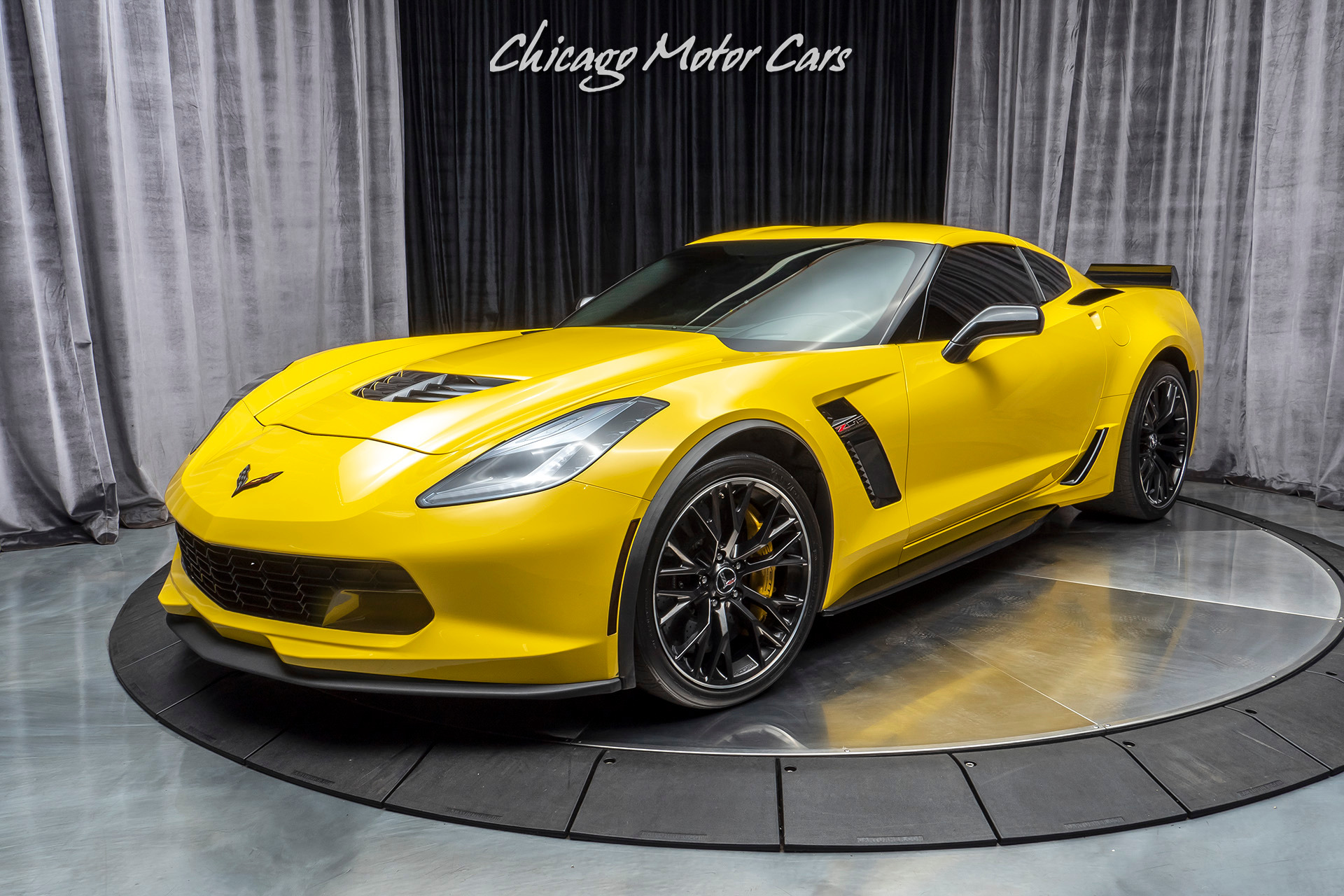 Used-2017-Chevrolet-Corvette-Z06-PROCHARGED-Coupe-Ceramic-Brake-Rotors-740-Wheel-HP