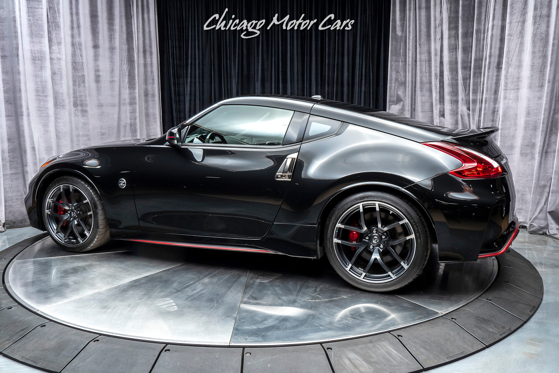 Used 2019 Nissan 370Z NISMO Coupe RARE Example! Only 500 ...