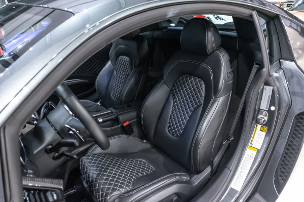 Used-2015-Audi-R8-V8-Coupe-quattro-S-tronic-DIAMOND-STITCH-FULL-LEATHER-MSRP-149K