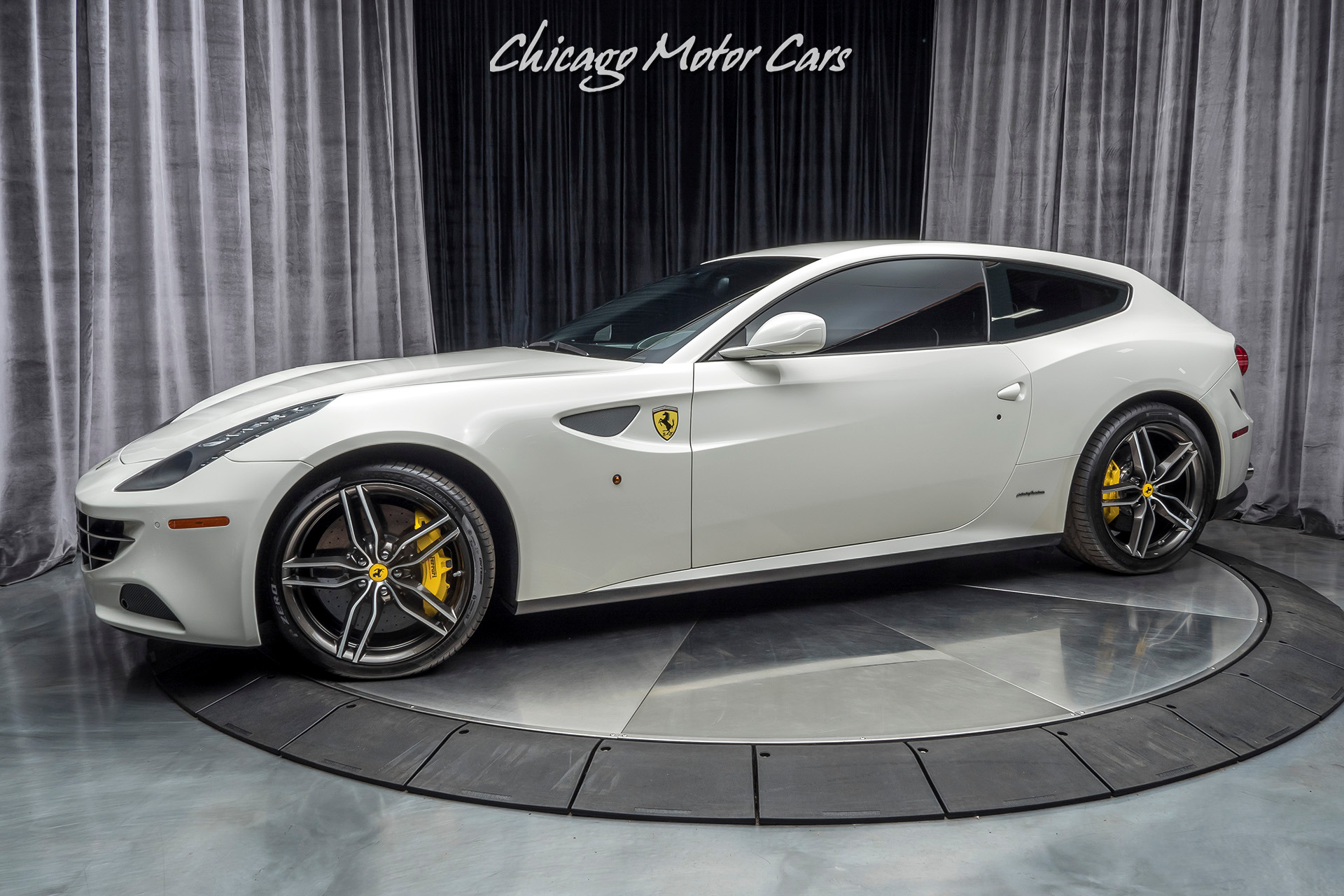 Used 2016 Ferrari Ff Hatchback Diamond Stitched Seats Unique Build For Sale Special Pricing Chicago Motor Cars Stock 16477b