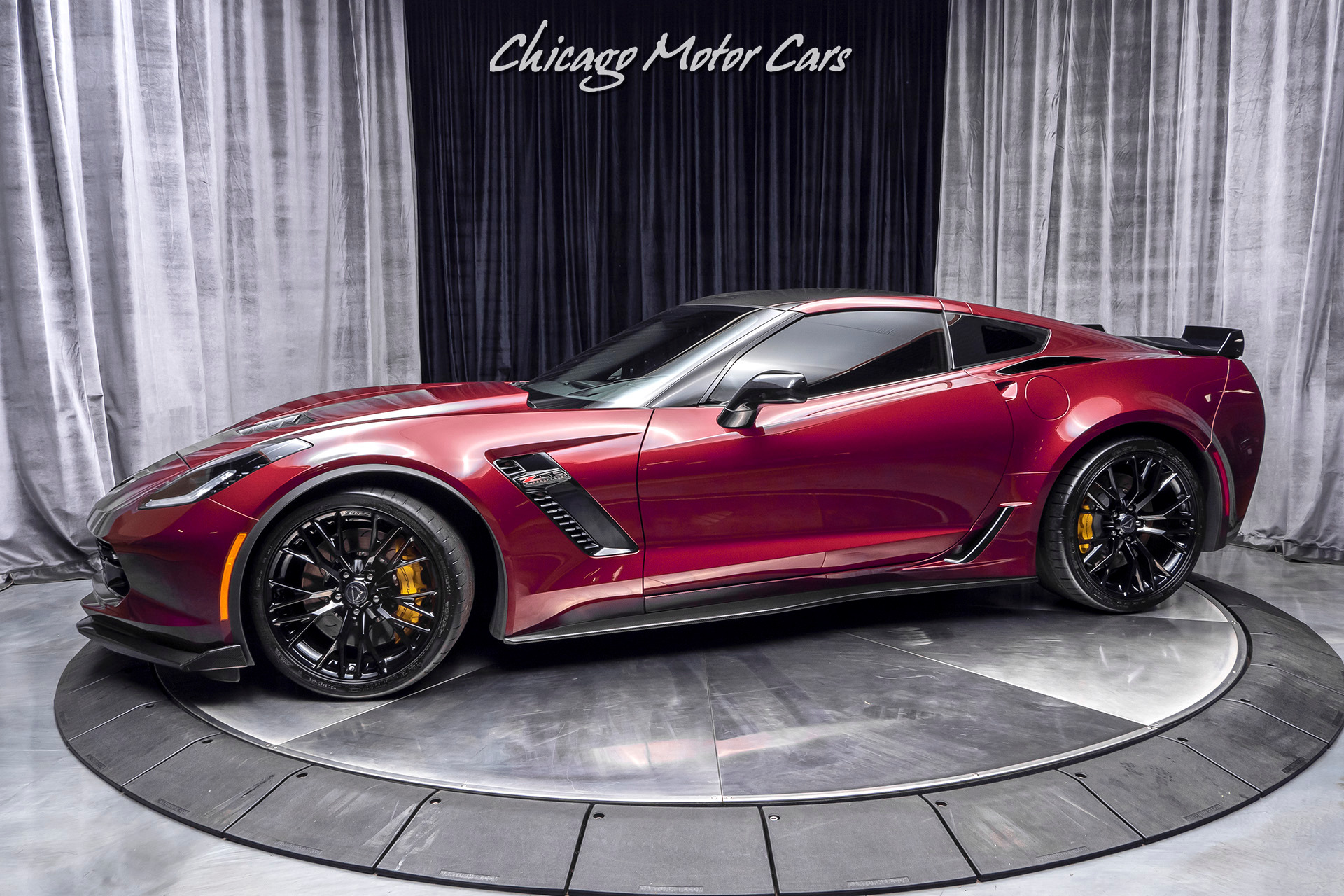 2016 Corvette Z06 For Sale >> Used 2016 Chevrolet Corvette Z06 2lz Coupe 7 Speed Manual For Sale