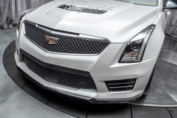 Used-2016-Cadillac-ATS-V-Coupe-600-HORSEPOWER-6-Speed-Manual-ONE-OWNER