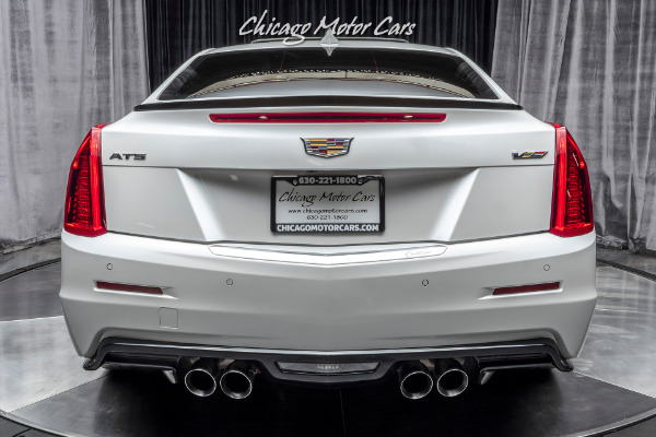 Used-2016-Cadillac-ATS-V-Coupe-600-HORSEPOWER-6-Speed-Manual