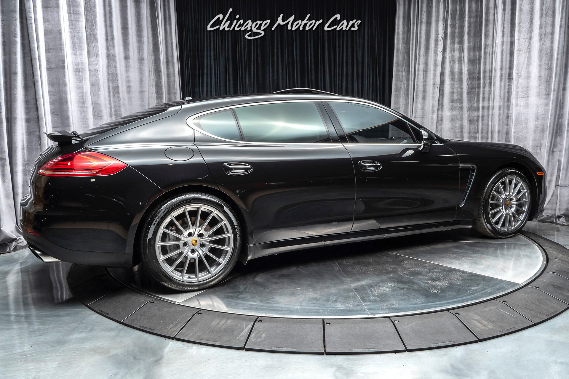 Used 2014 Porsche Panamera 4s Executive Sedan Msrp 141k For Sale Special Pricing Chicago Motor Cars Stock 16217