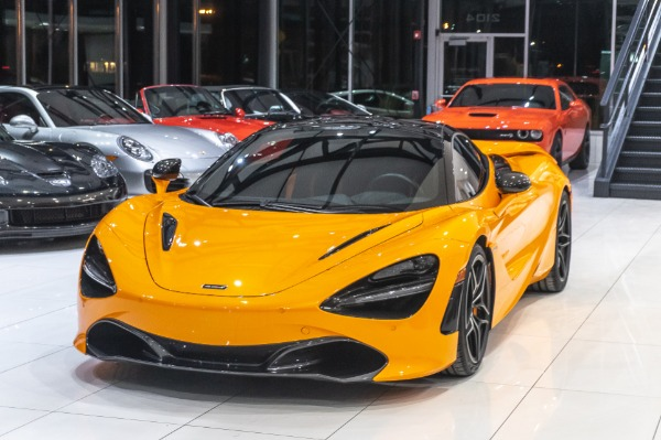 Used-2019-McLaren-720S-Performance-Coupe-MSRP-363K-SPORT-EXHAUST-LIGHTWEIGHT-WHEELS