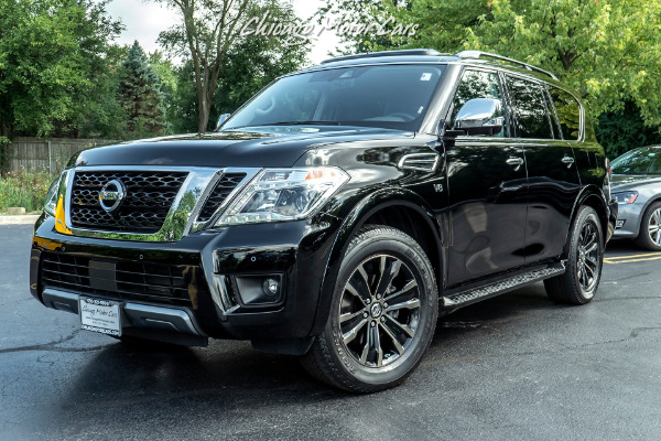 Used-2019-Nissan-Armada-Platinum-4WD-SUV-MSRP-65k-REAR-TV---ENTERTAINMENT
