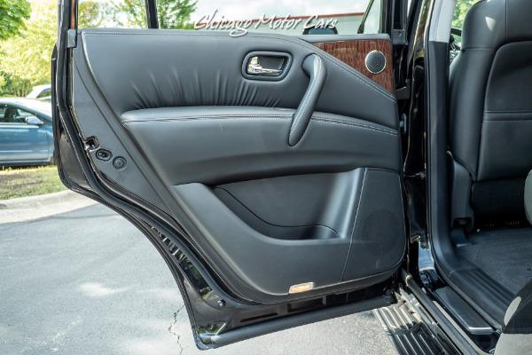 Used-2019-Nissan-Armada-Platinum-4WD-SUV-MSRP-65k-REAR-TV---ENTERTAINMENT