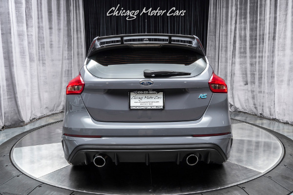 Used-2016-Ford-Focus-RS-Hatchback-RS2-PACKAGE---BORLA-EXHAUST-AWD-6-SPEED-MANUAL