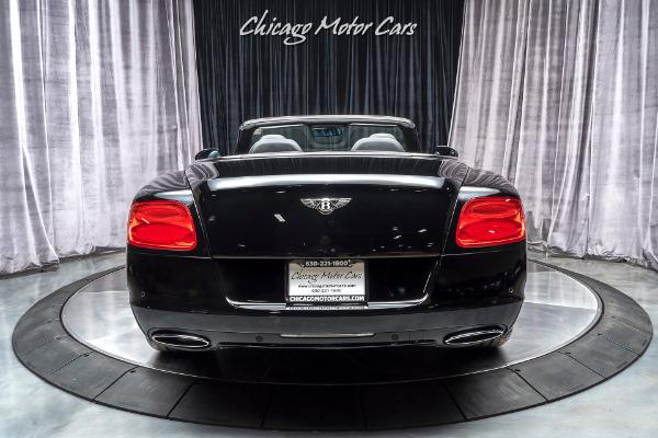 Used-2012-Bentley-Continental-GTC-Convertible-MULLINER-PACKAGE-Triple-Black
