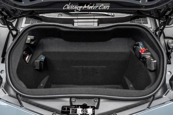 Used-2017-Lamborghini-Aventador-LP750-4-SV-Roadster-HRE-Wheels-GRIGIO-TELESTO-ONLY-1K-MILES