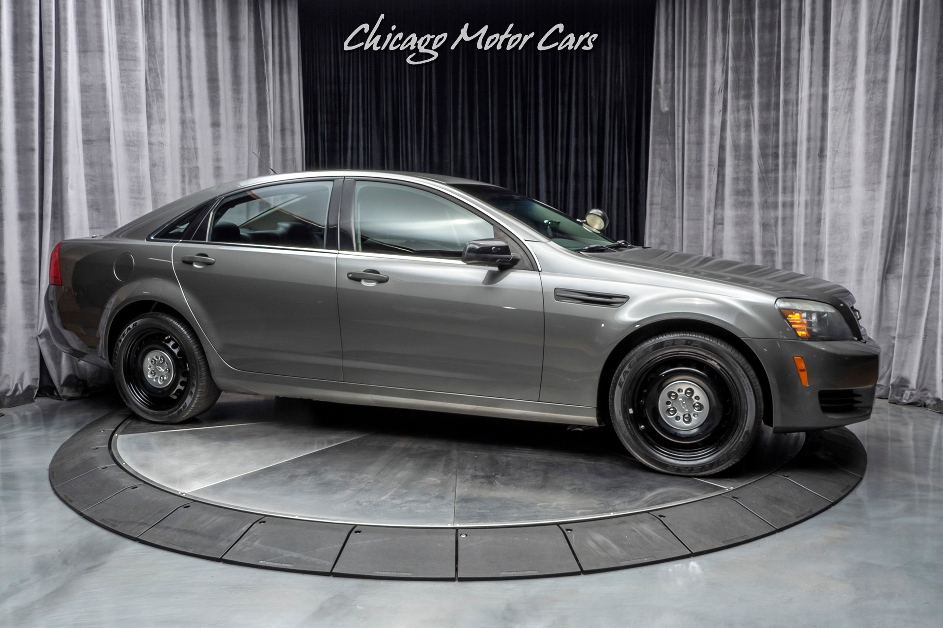 Used 2012 Chevrolet Caprice Ppv 9c1 6 0 Police Sedan For Sale Special Pricing Chicago Motor Cars Stock 16338