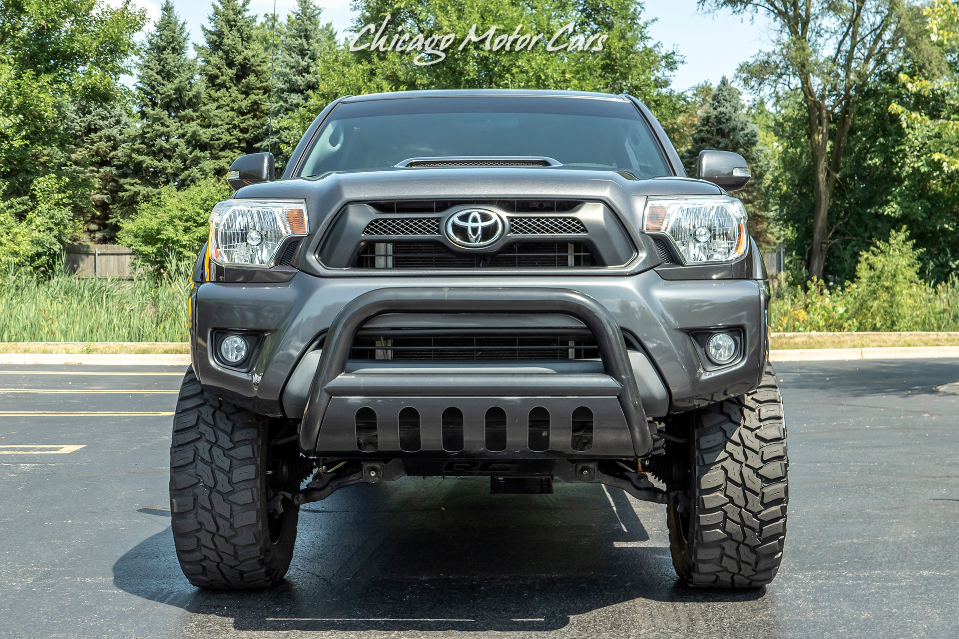 Used-2015-Toyota-Tacoma-Pickup-Truck-TRD-SPORT-PACKAGE-UPGRADES