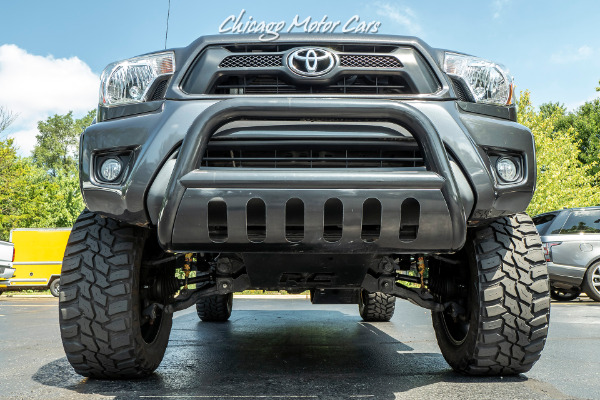 Used-2015-Toyota-Tacoma--Crew-Cab-TRD-Pickup-Truck-SPORT-PACKAGE-UPGRADES