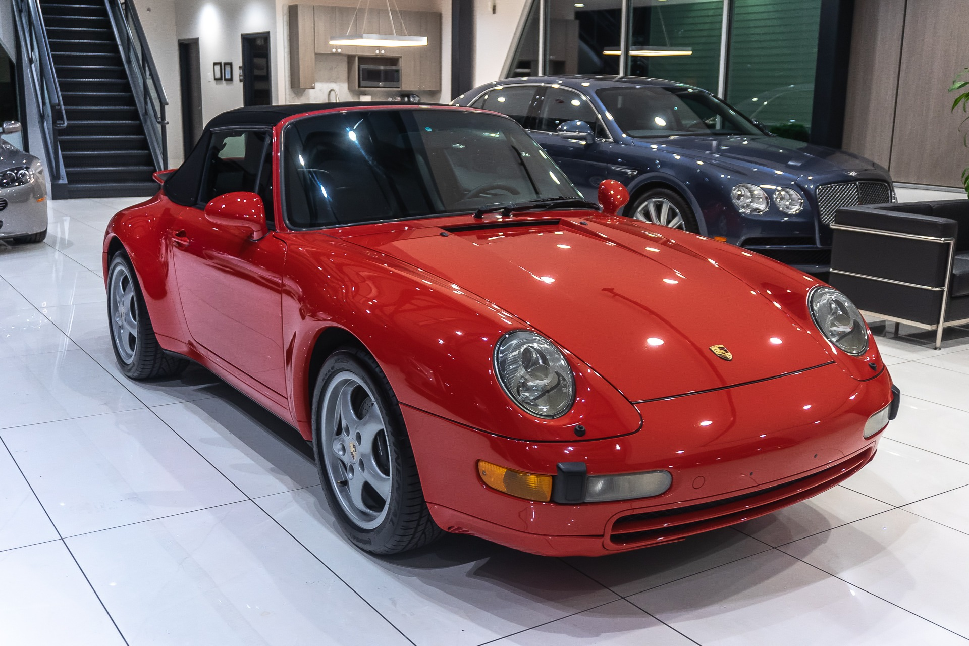 Used-1995-Porsche-911-993-Carrera-C2-Cabriolet-GUARDS-RED-6-SPEED-MANUAL