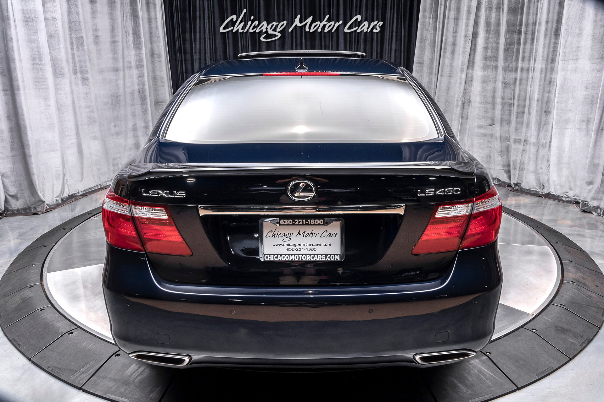 Used-2007-Lexus-LS460-Sedan-MARK-LEVINSON-PACKAGE-AFTERMARKET-WHEELS