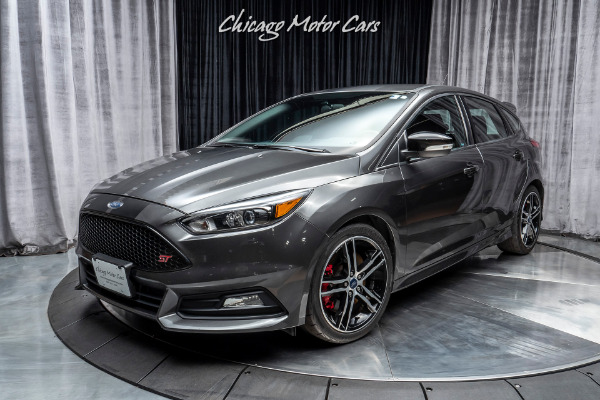 Used-2016-Ford-Focus-ST-Hatchback-TURBO-6-SPEED-MANUAL-EQUIPMENT-GROUP-402A