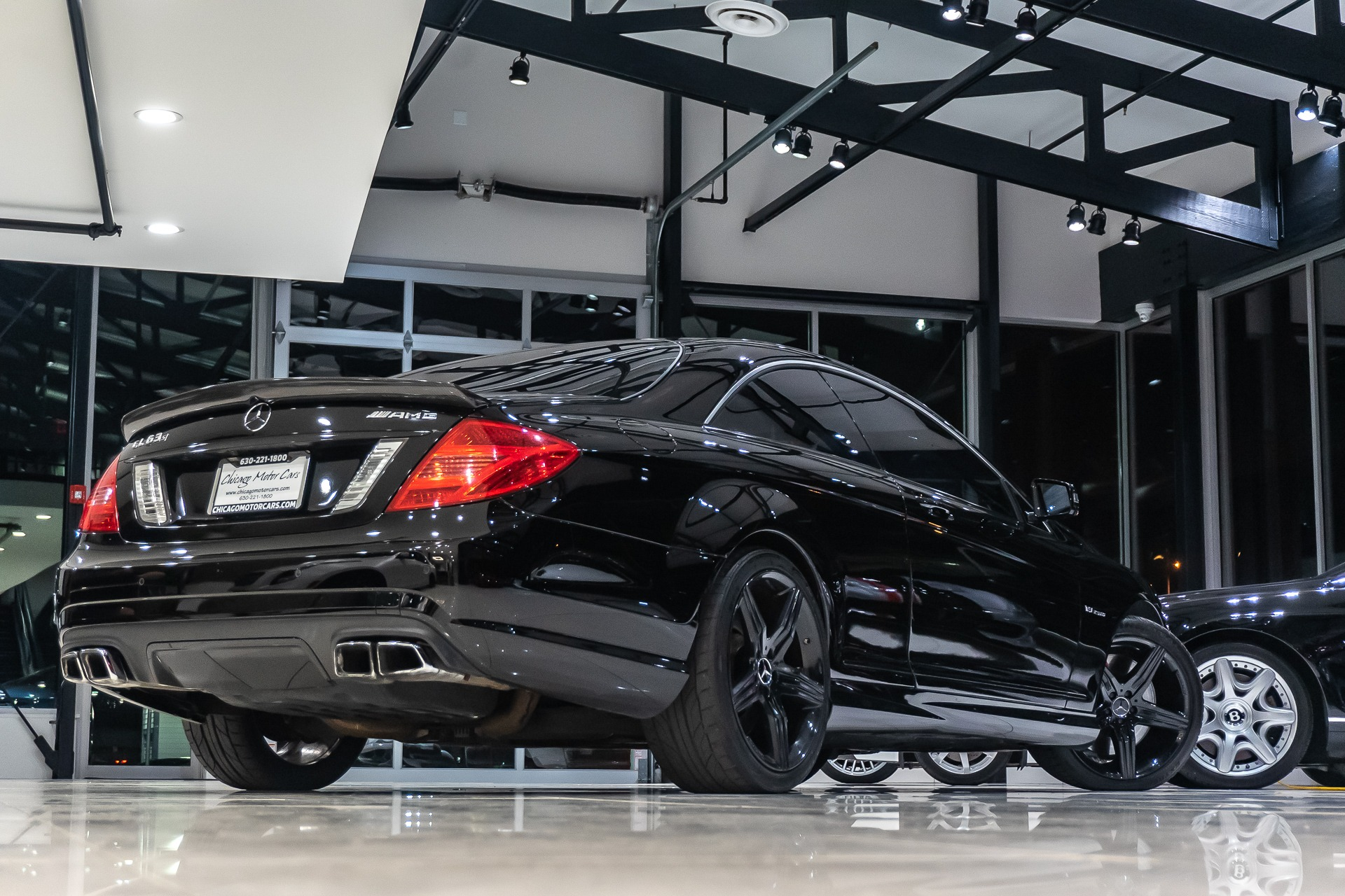 Used-2012-Mercedes-Benz-CL63-AMG-Coupe-BLACKED-OUT-PREMIUM-PACKAGE
