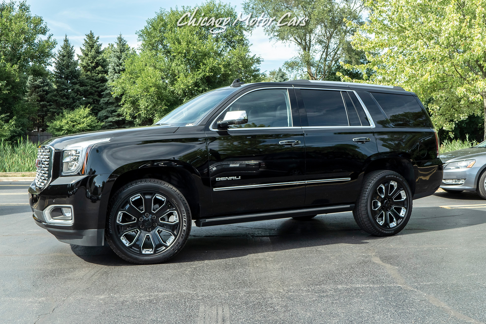 Used Yukon Denali >> Used 2019 Gmc Yukon Denali Ultimate Black Edition For Sale