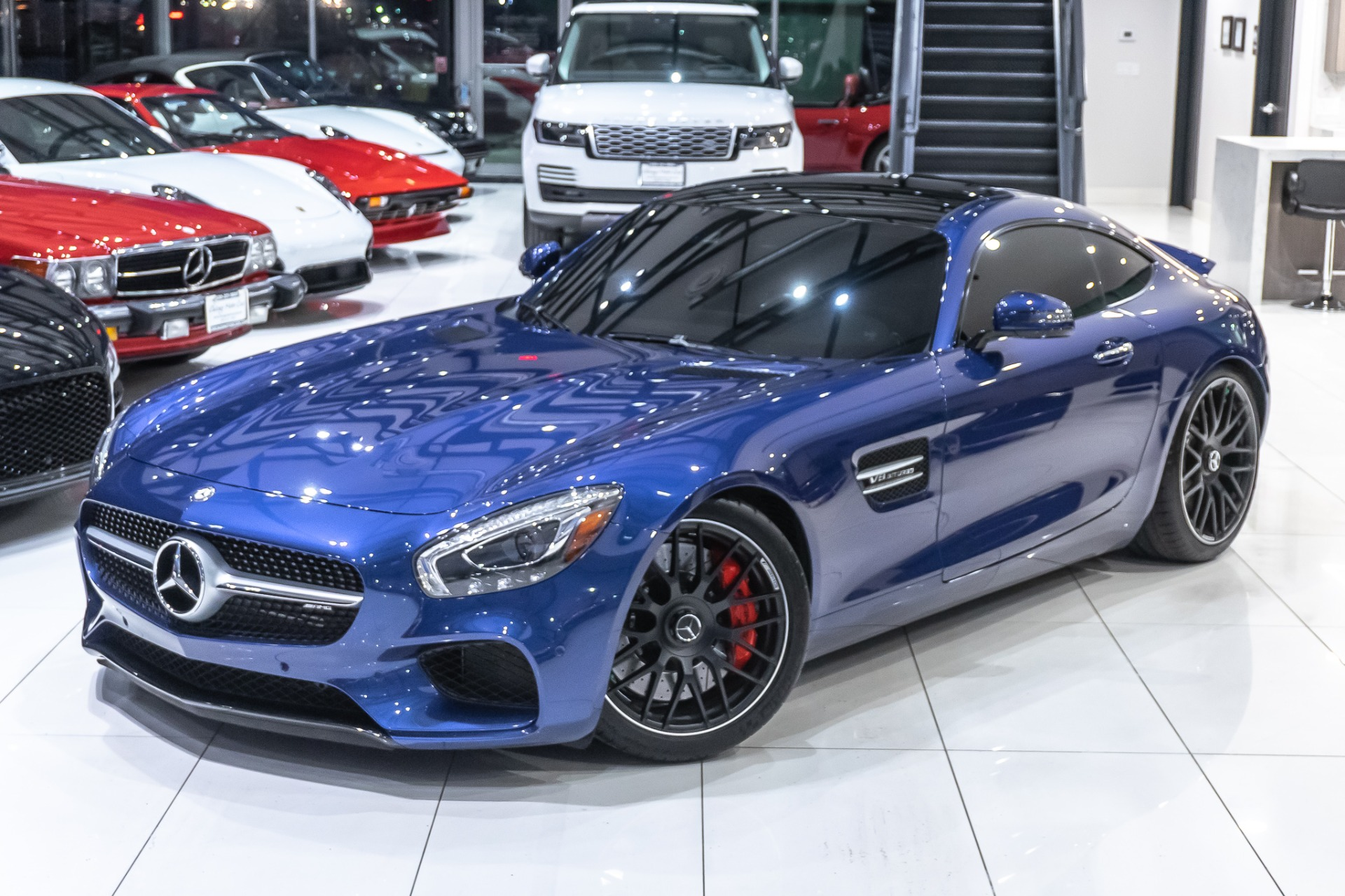 Used 2017 Mercedes-Benz AMG GTS Coupe Dynamic Plus Pkg ...
