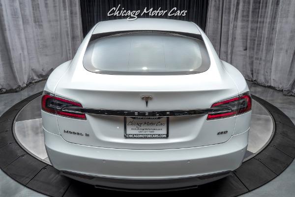 Used-2015-Tesla-Model-S-85D-Sedan-ONLY-11K-MILES