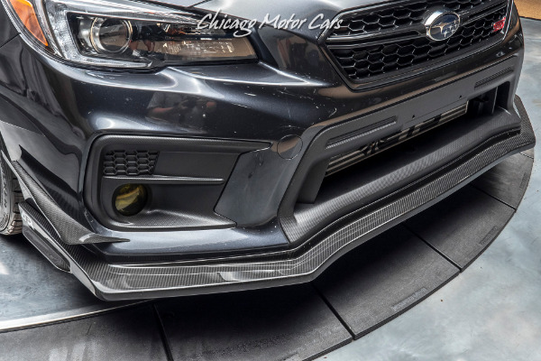 Used-2018-Subaru-WRX-STI-Thousands-in-Upgrades