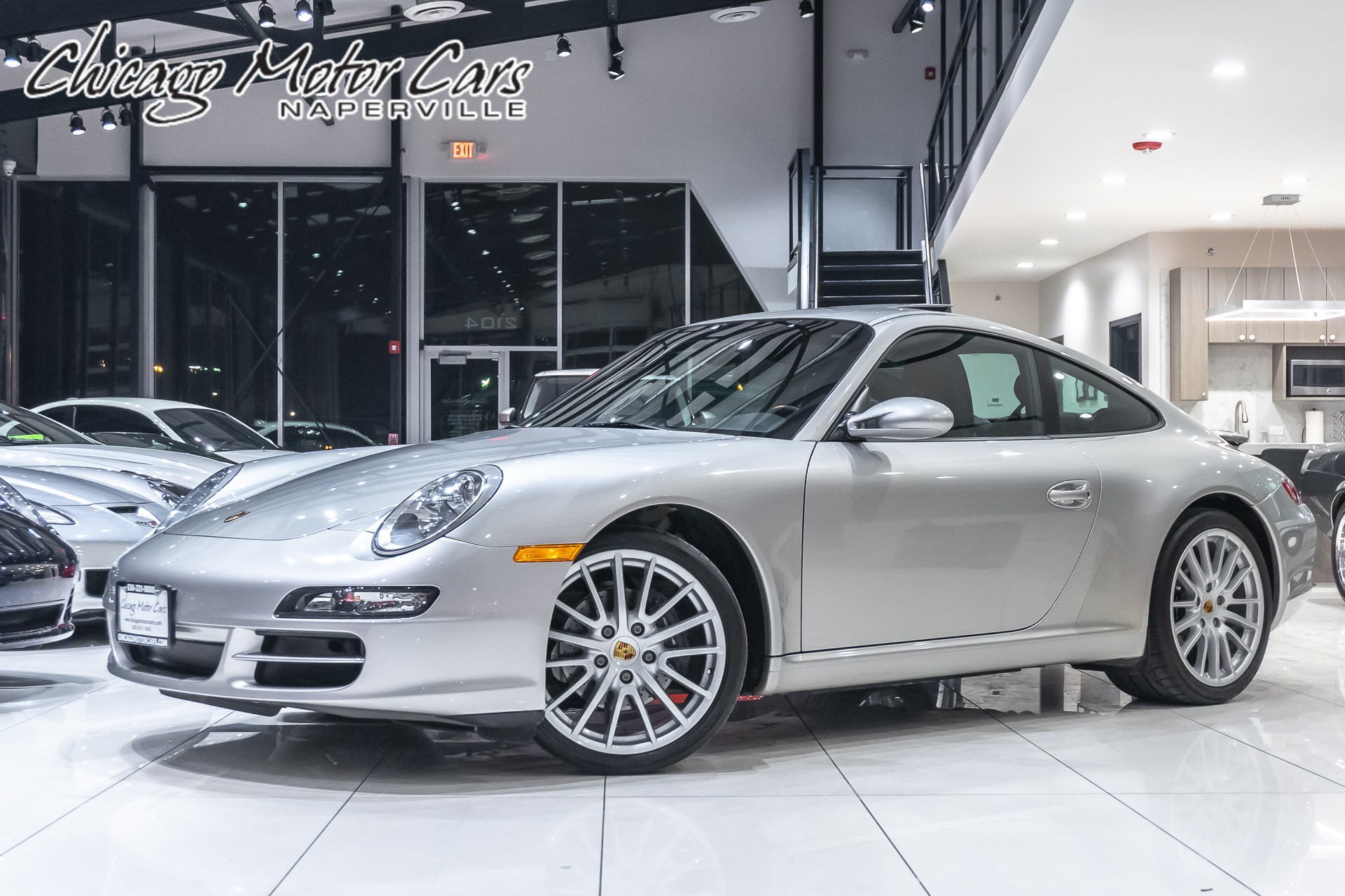 Used-2005-Porsche-911-Carrera-Coupe-MSRP-77K--6-SPEED-MANUAL-ONLY-9k-MILES