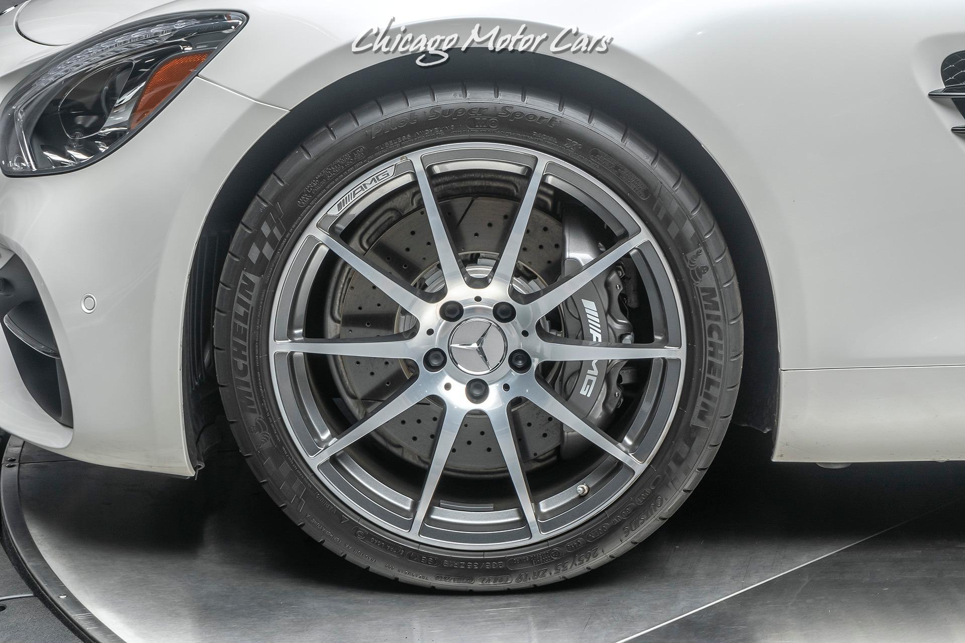 Used-2018-Mercedes-Benz-AMG-GT-Roadster-MSRP-142k