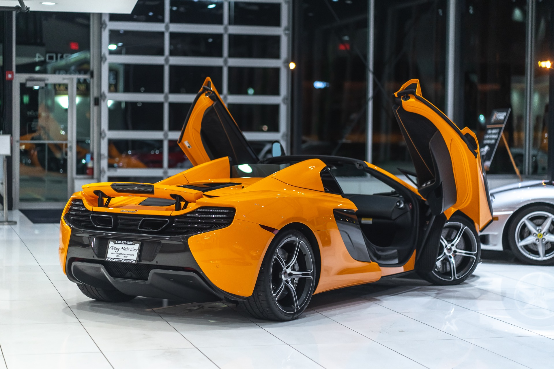 Used-2015-McLaren-650S-Spider-Convertible-ELITE-PAINT-LOADED-WITH-CARBON