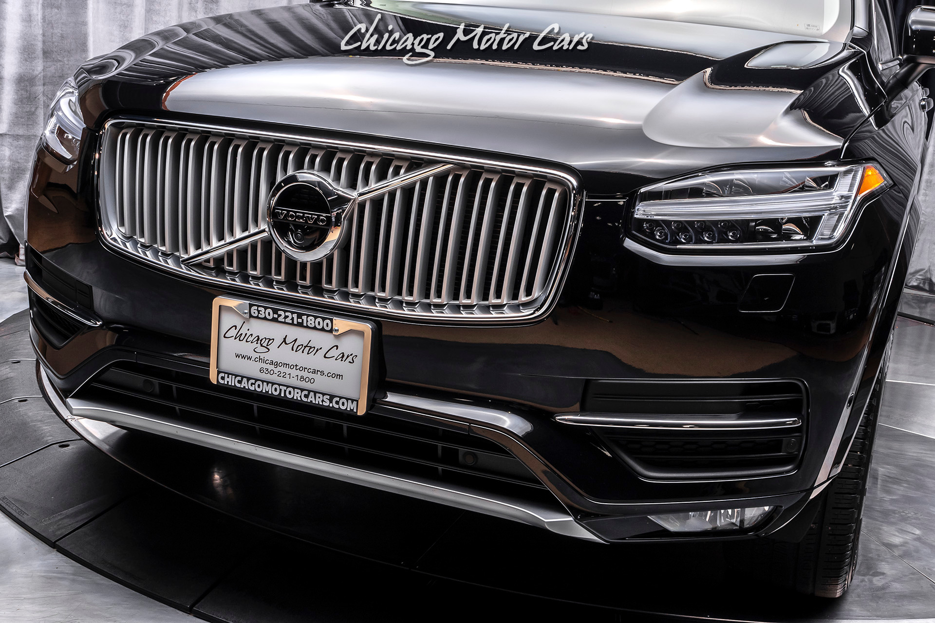 Used-2017-Volvo-XC90-T6-Inscription-AWD-SUV-VISION---CONVENIENCE-PACKAGE