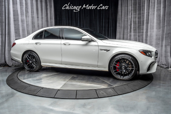 Used-2019-Mercedes-Benz-E63-S-AMG-Sedan-LOADED-CARBON-FIBER--PERFORMANCE-EXHAUST