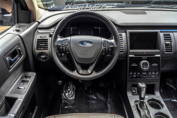 Used-2016-Ford-Flex-Limited-AWD-Ecoboost-Turbo-ONE-OWNER
