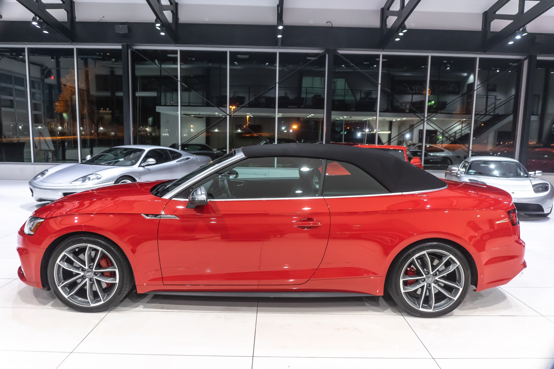 Used-2018-Audi-S5-30T-quattro-Prestige-Cabriolet-Convertible-MSRP-72K-ONLY-6k-MILES