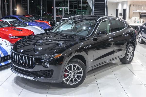 Used-2018-Maserati-Levante-GranLusso-Q4-SUV-CLIMATE-PACK