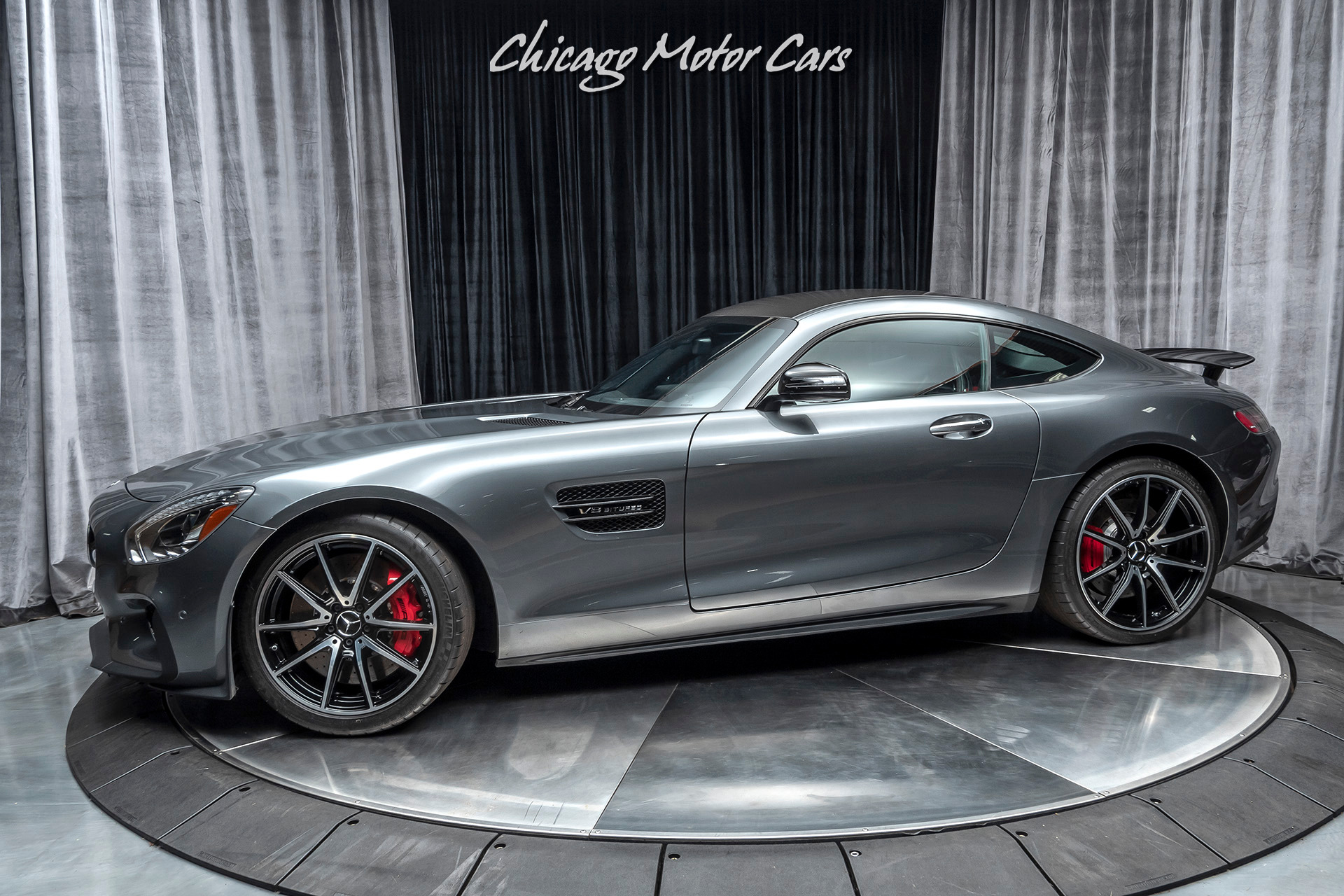 Used 2016 Mercedes-Benz AMG GTS Edition 1 Coupe For Sale ...