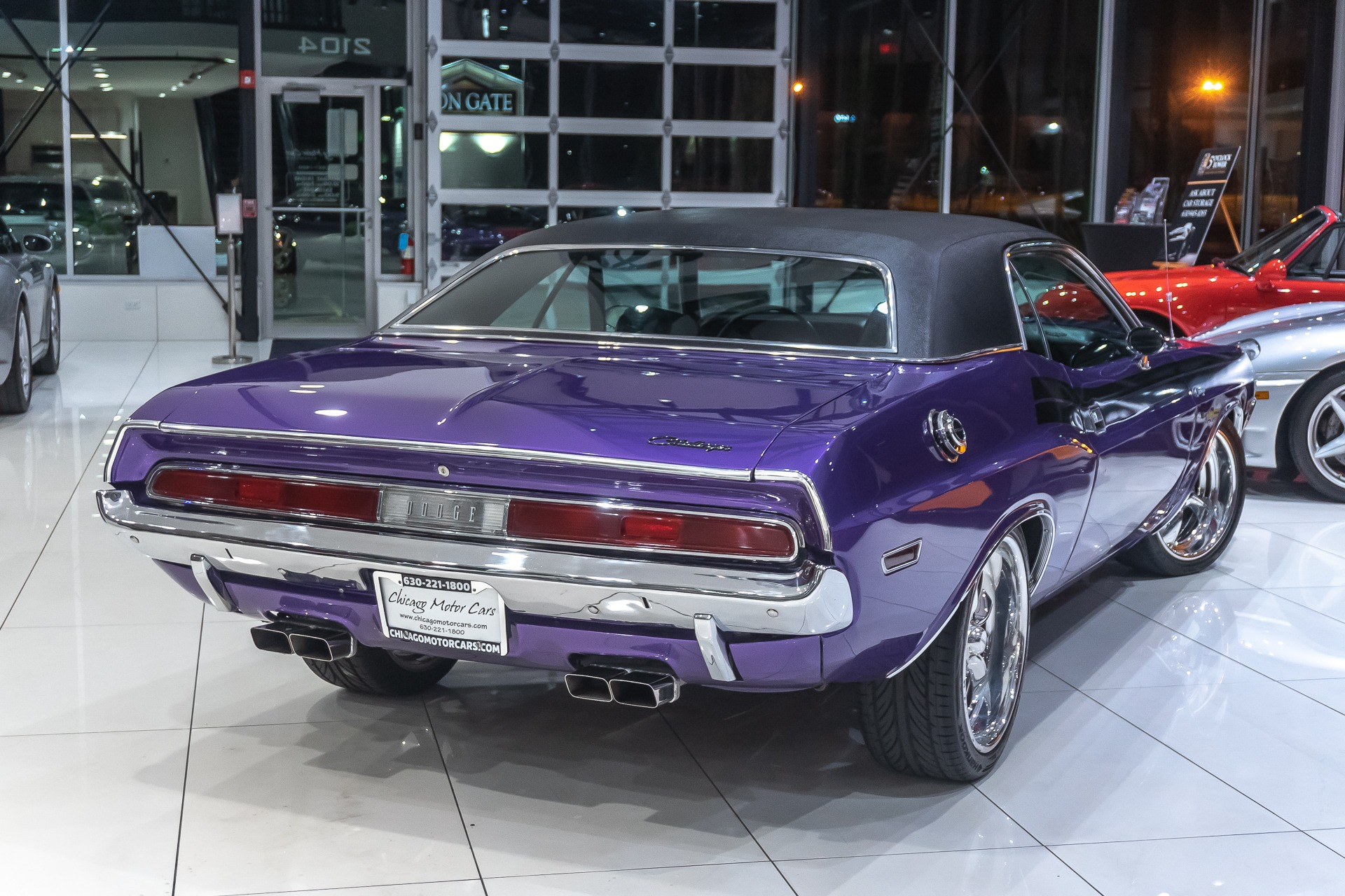 Used-1970-Dodge-Challenger-360CI-FI-TECH-FUEL-INJECTED-RESTORED