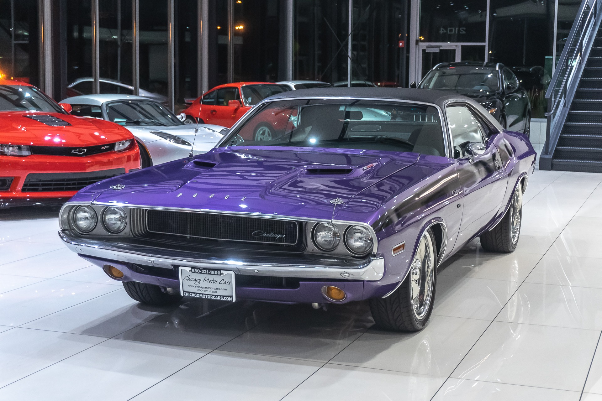 Used-1970-Dodge-Challenger-Coupe-360CI-FI-TECH-FUEL-INJECTED-RESTORED