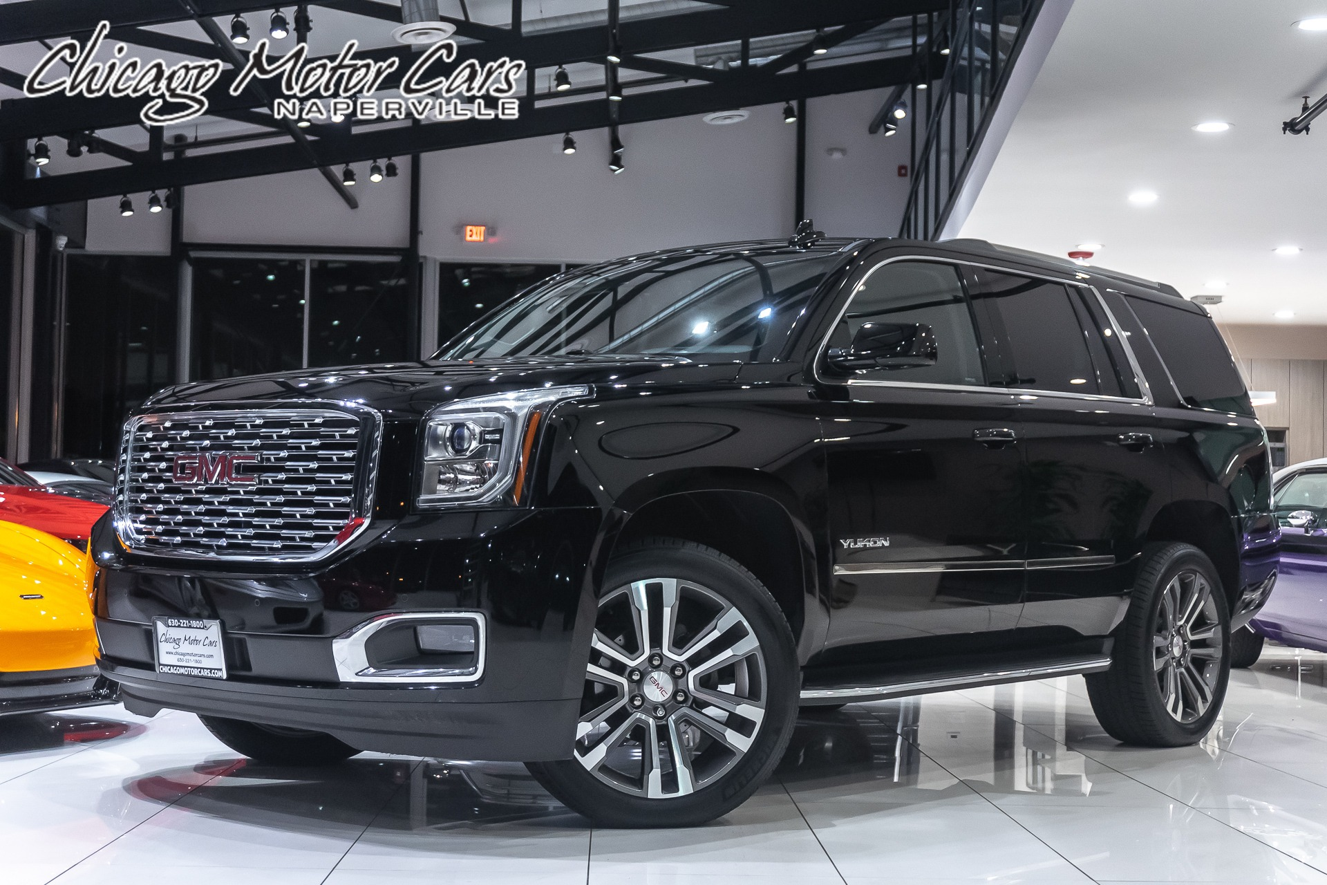 Used 2017 Gmc Yukon Slt For Sale Special Pricing Chicago Motor Cars Stock 16308a