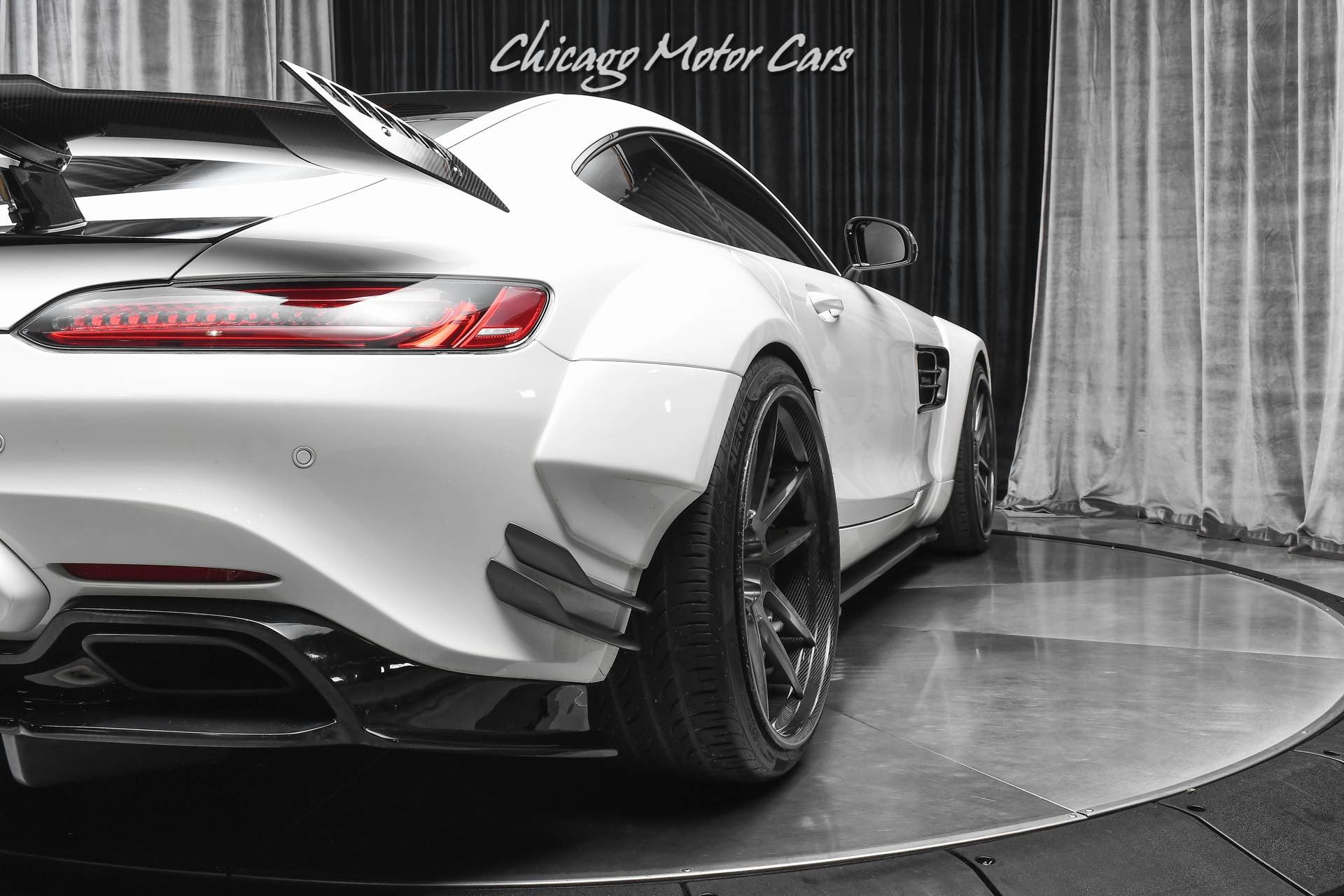 Used-2016-Mercedes-Benz-AMG-GT-S-PRIOR-DESIGN-WIDE-BODY