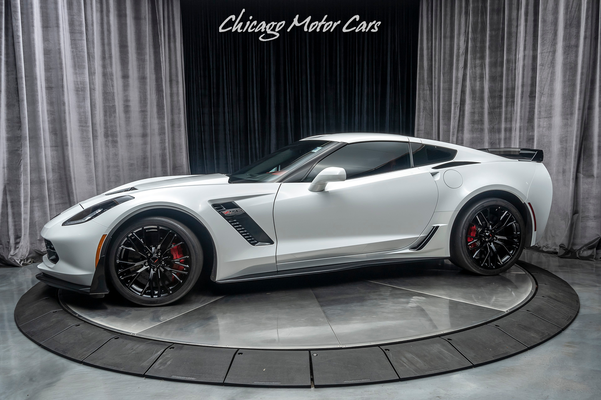Used 2016 Chevrolet Corvette Z06 2lz Z07 Performance Package Coupe Msrp 105k For Sale Special Pricing Chicago Motor Cars Stock 16309a
